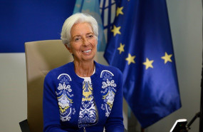 ep archivo - la presidenta del banco central europeo bce christine lagarde