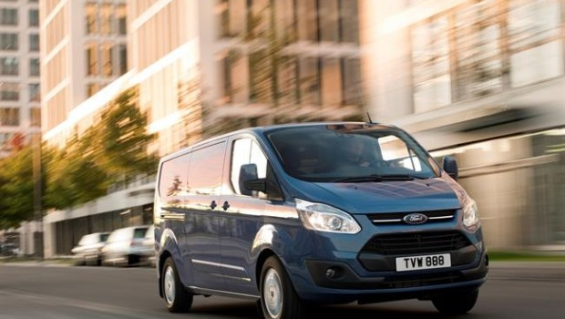 Ford Transit Custom FORD