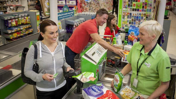 supermarkets checkout asda inflation prices