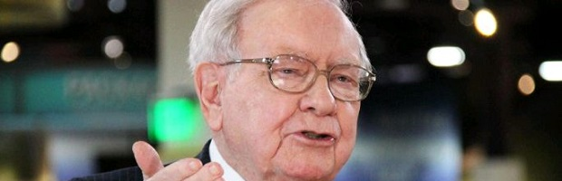 "Buffett llama a la calma en pleno auge del virus: ""No compren ni vendan por pánico"""