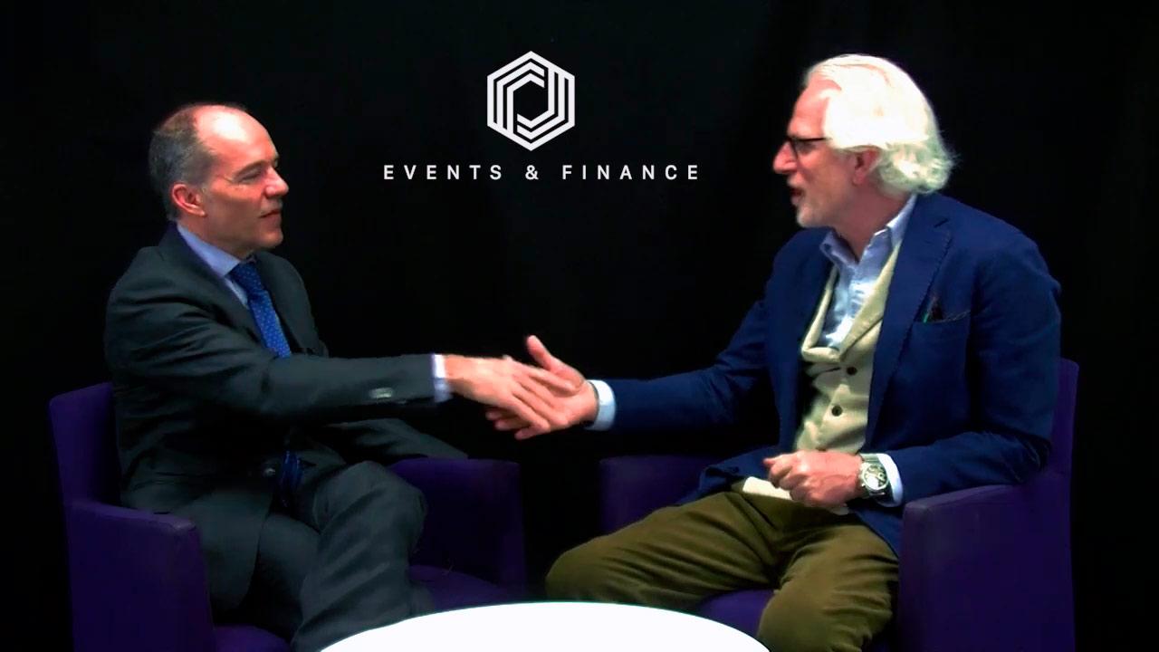 """Events&Finances con Joaquín Casasús (Abante): """"La economía seguirá creciendo, yo no preveo una gran recesión"""""""