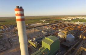 ep archivo - imagen aerea del complejo energetico huelva fondo biomasa
