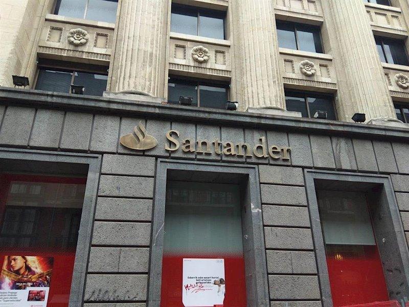 El Santander aborta el cambio de tendencia y apunta a los mínimos de 2018