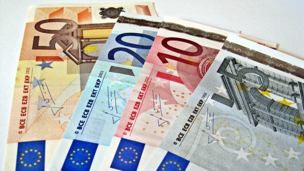 Euros , banknotes, single currency, euro , eurozone money cash. Image TaxRebate.org.uk