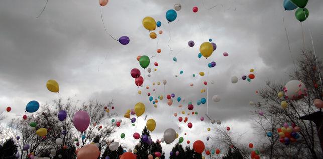 Superindustria prohibi el uso de hidrgeno para inflar globos
