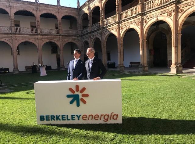 Berkeley aclara que no ha recibido notificación alguna sobre su proyecto en Salamanca