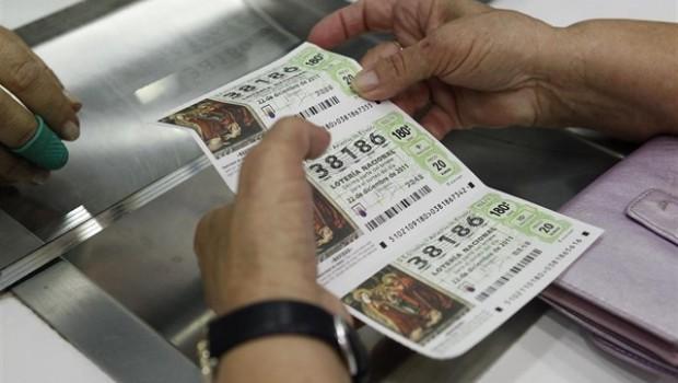 décimos de loteria