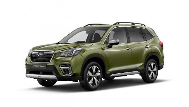Subaru presenta su gama híbrida en el salón de Ginebra