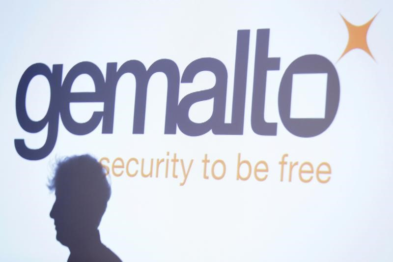 Atos makes Euro 4.3 bln bid for Gemalto