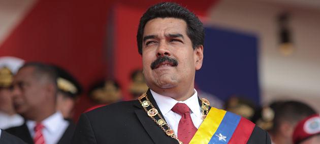 Nicolás Maduro Venezuela 630px
