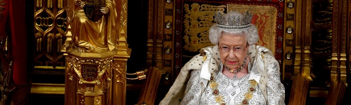 reina isabel ii parlamento reino unido brexit portada