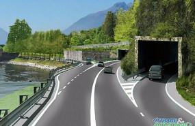 ep simulacion de la carretera que construira sacyr en el norte de italia