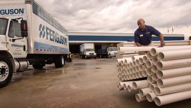Ferguson profit rise 25 percent, to buy back shares