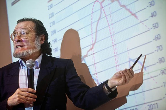 Santiago Niño Becerra, nino becerra, becerra, economista