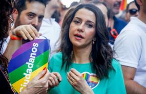 Rivera y Arrimadas piden la dimisión de Marlaska por los insultos en el orgullo
