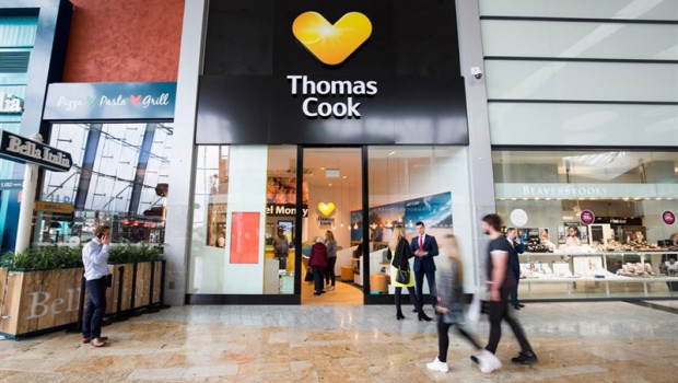 Chinese shareholder has its eye on larger slice of Thomas Cook