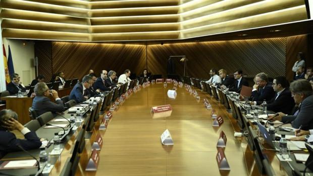 ep sede del banco de espana durante la inauguracion de la tercera conferencia de investigacion del