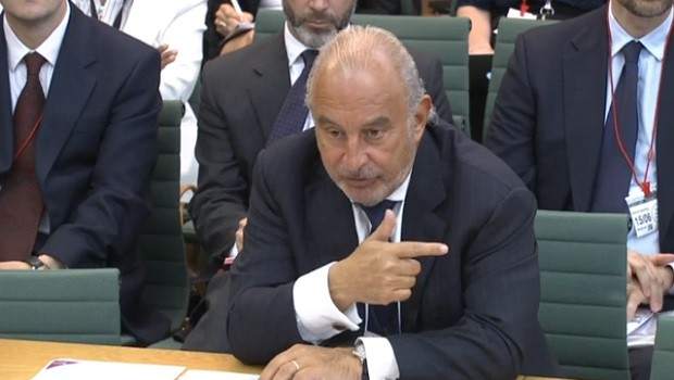 Philip Green select committee bhs