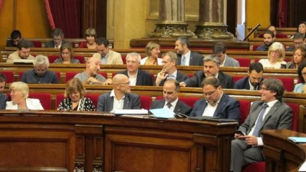 parlament referendum catalan