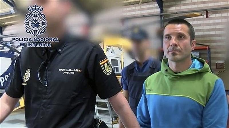 ep el preso de eta zigor merodio larraona tras su detencion