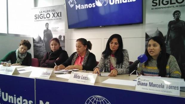 ep manos unidas retratarealidadlas mujeres latinoamericanassiglo xxi