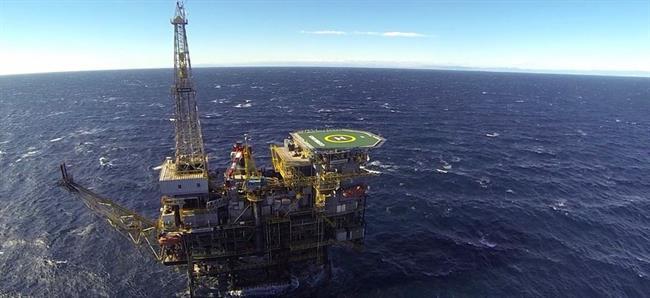 ep plataforma petrolifera casablanca de repsol en tarragona
