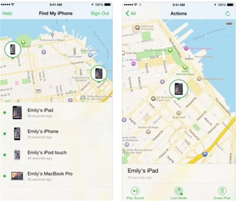ep aplicacion find my de apple para iphone y ipad