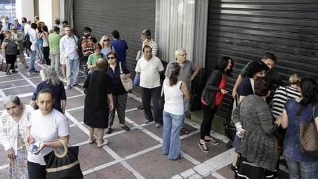 Grecia calle corralito