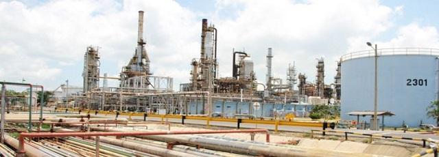 refineria de cartagena