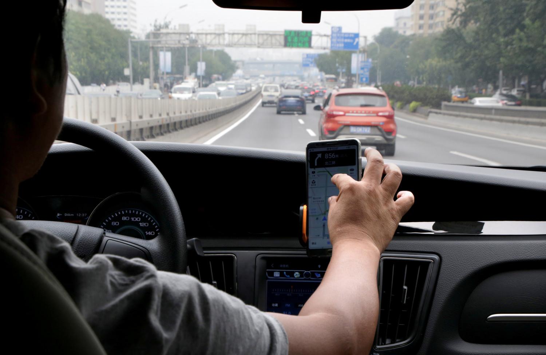 vtc didi chuxing taxi driver electric car pekin 20210705095544