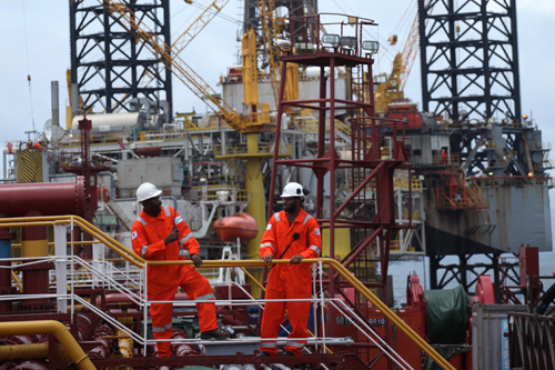 afren oil drilling