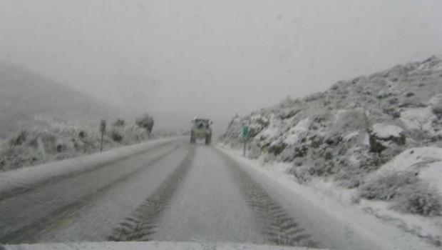 ep carreterala provincia afectadala nieve
