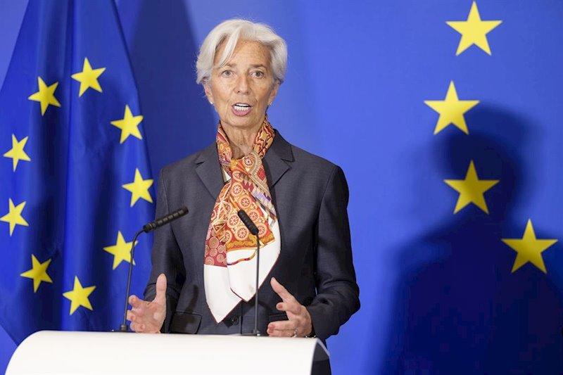 El Ibex repunta un 0,8% y acaricia los 9.500 tras el optimismo de Lagarde y Trump