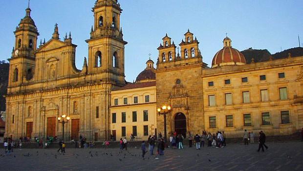 Bogota, Colombia, capital,