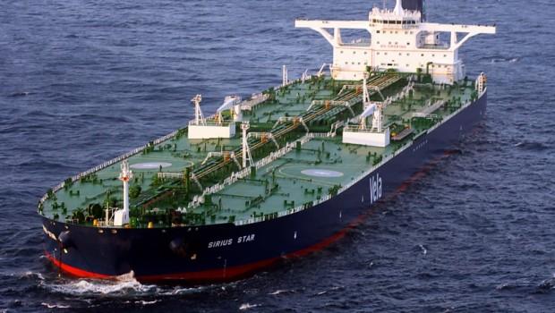 buque petrolero