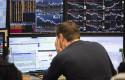 ep 28 february 2020 hessen frankfurt main an exchange trader looks at his monitors at the frankfurt