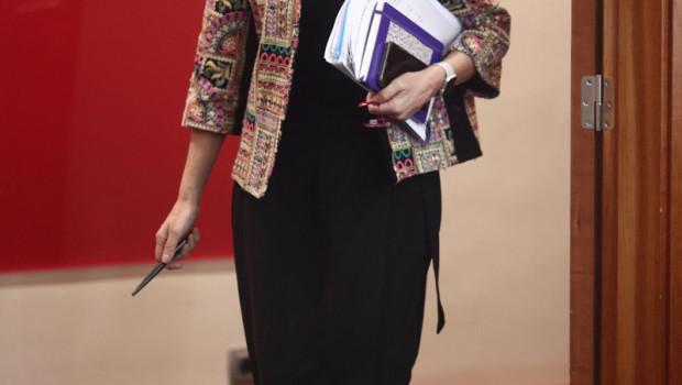ep la ministra portavoz y de hacienda maria jesus montero a su llegada a una rueda de prensa 20210309171230