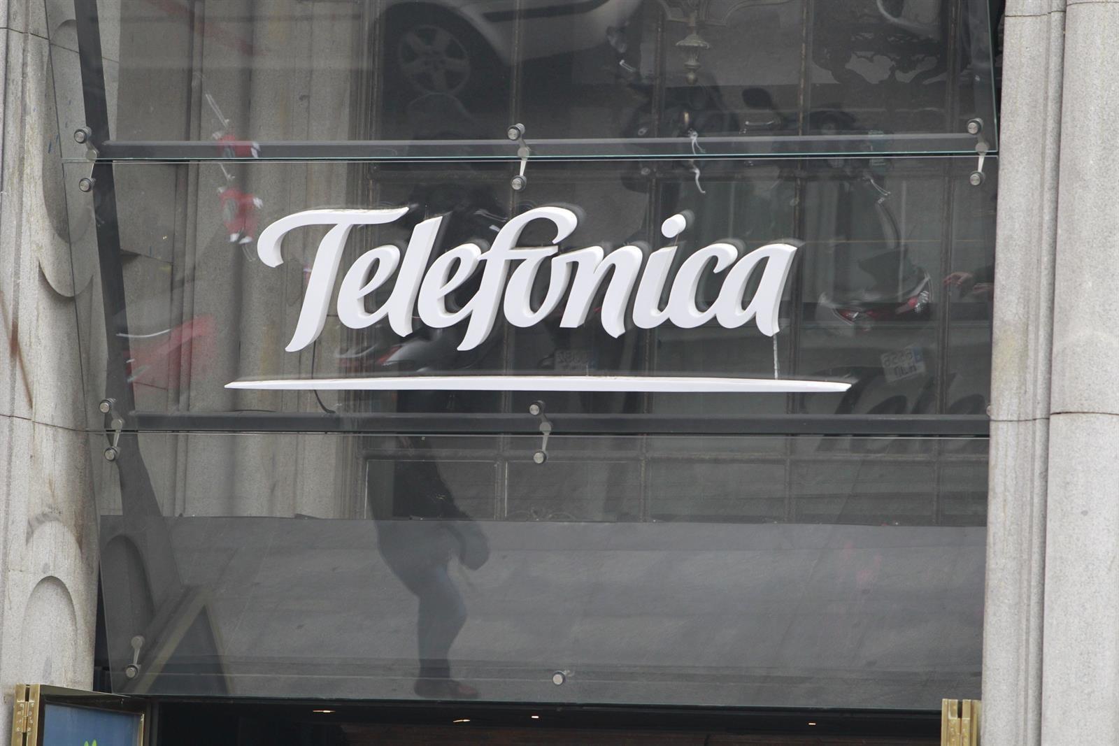 Telefónica podría caer hasta los mínimos del pasado año