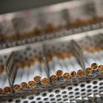 Cigarettes, tobacco, smoking