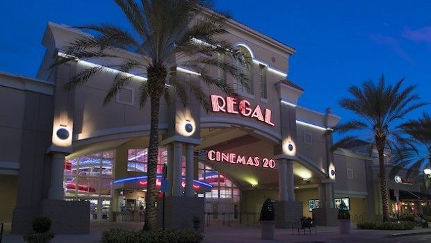 cineworld regal cinemas night