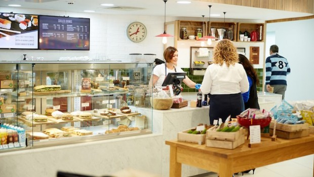 compass group cafe jobs services