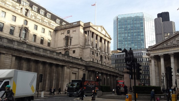 Bank of England, BoE, banking, financial services, money, City, London