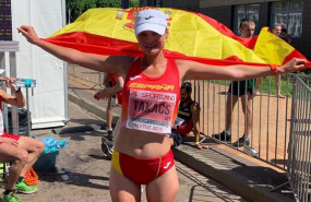 ep atletismo- julia takacs baterecordespana50 kilometros marchase cuelgaplata europea