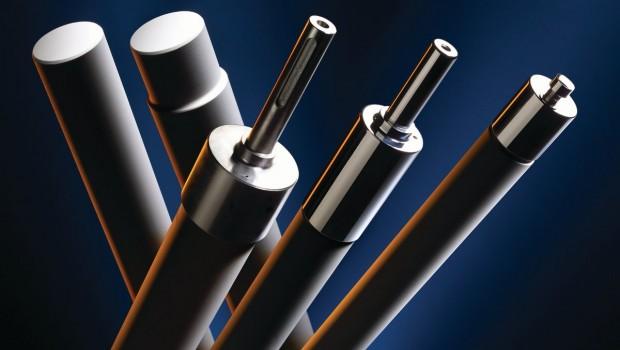 morgan advanced materials silica rollers