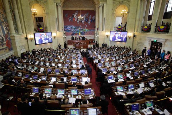 senado colombia