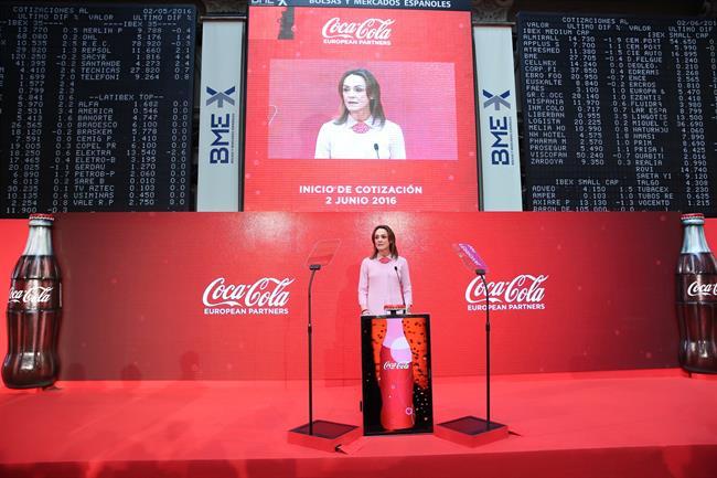 JPMorgan apuesta por Coca Cola European Partners como una de sus acciones favoritas