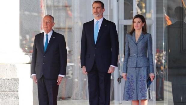 ep los reyes recibenpresidenteportugal marcelo rebelosousa 20180416214102