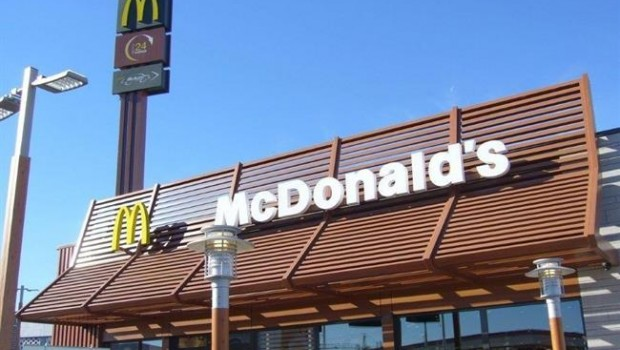 McDonald's workers stage first UK strike over zero-hour ...