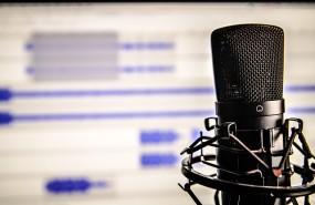 microphone podcast radio recording audio studio audioboom
