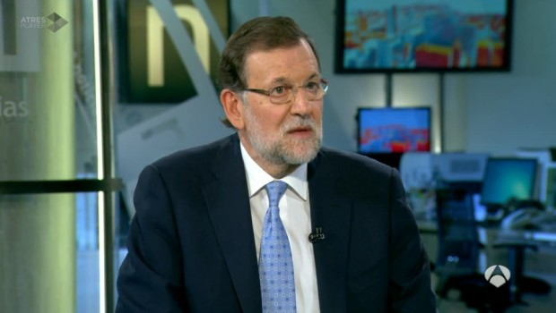 Rajoy, entrevista